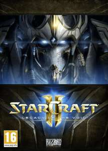 Extension StarCraft 2: Legacy of the Void sur PC