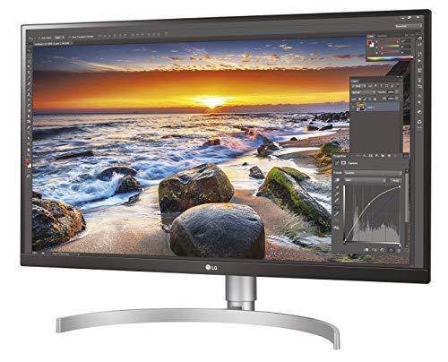 """Écran PC 27"""" LG 27UK850 - 4K UHD, HDR, LED IPS, 5 ms, FreeSync"""