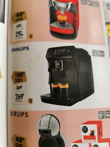 Machine a cafe avec broyeur Philips 1220/00