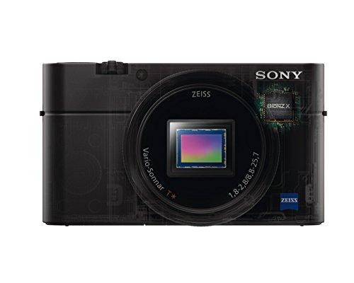Appareil photo Sony DSC-RX100 IV - CMOS Exmor RS, 20,1 Mpix, Optique Lumineuse, Viseur Intégré, 4K