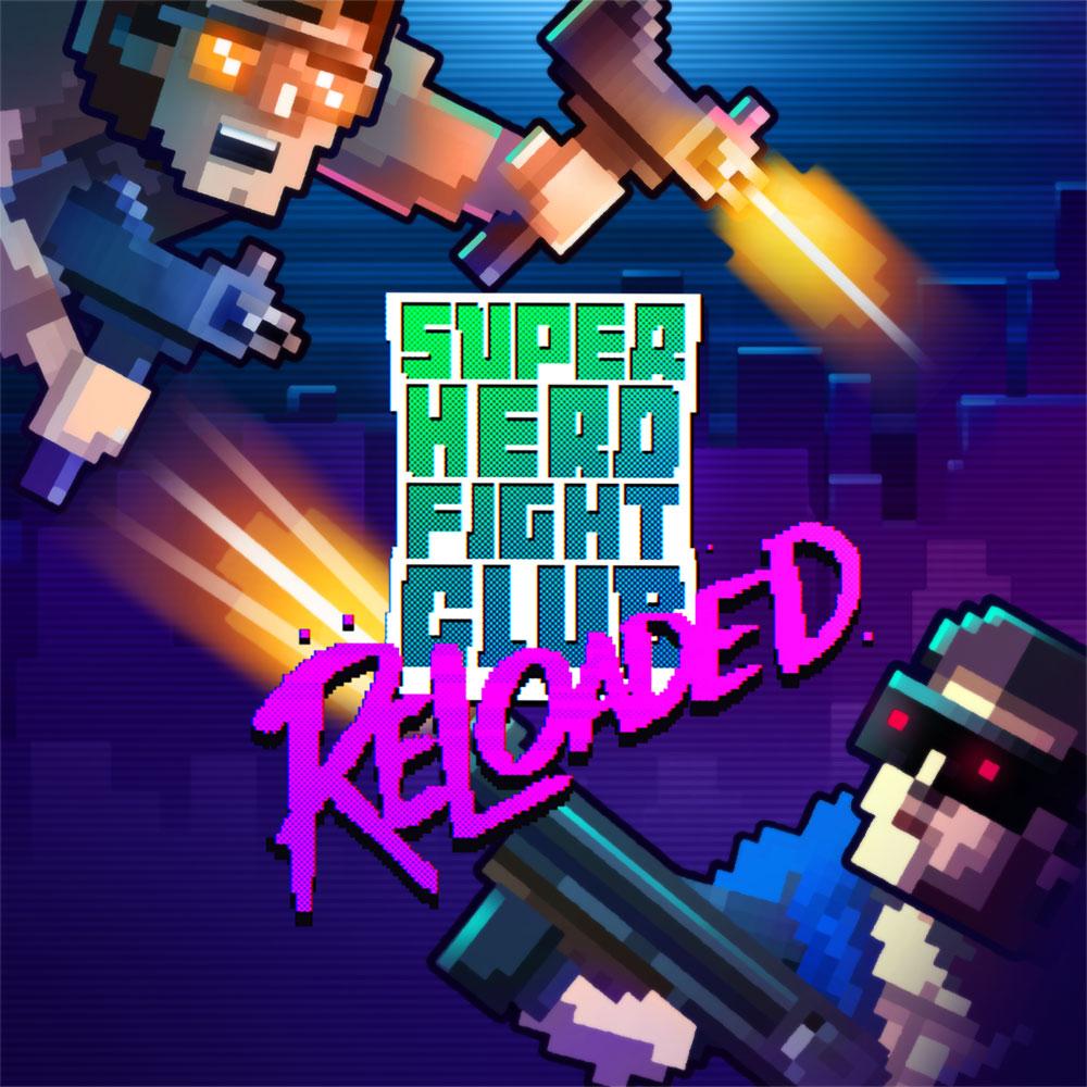 Jeu Super Hero Fight Club: Reloaded sur Nintendo Switch (Dématérialisé)