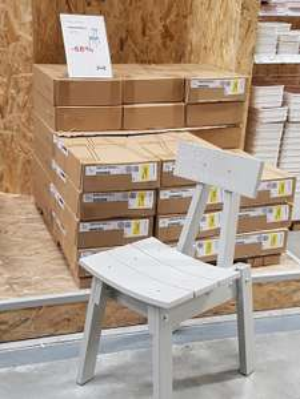 Chaise Ikea Industriell - Dijon (21)