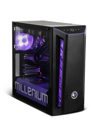 Ordinateur Millenium MM1 R207-A737XW-S - Ryzen 7-3700X, RTX 2070 (8 Go), 16 Go de RAM, 2 To + 500 Go en SSD, Windows 10
