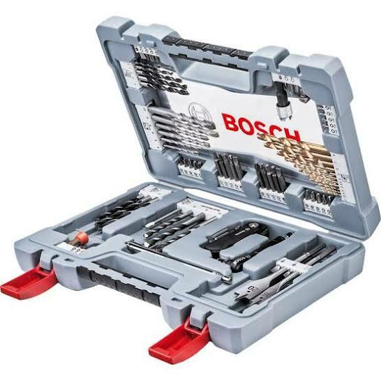 Set d'embouts, forets et mèches Bosch Professionnal - 76 pièces