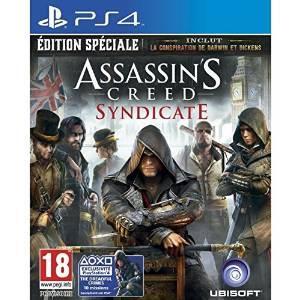 Assassin's Creed : Syndicate - Édition Spéciale sur PS4