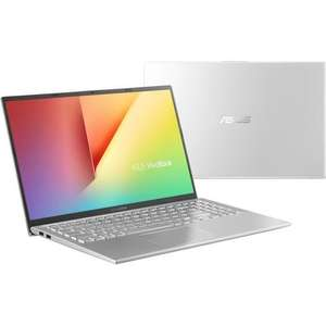 "[CDAV] PC Portable 15.6"" Asus VivoBook S512DA-EJ315T - Full HD, Ryzen 7 3700U, RAM 8 Go, SSD 256 Go, Windows 10 + Norton 360 Deluxe offert"