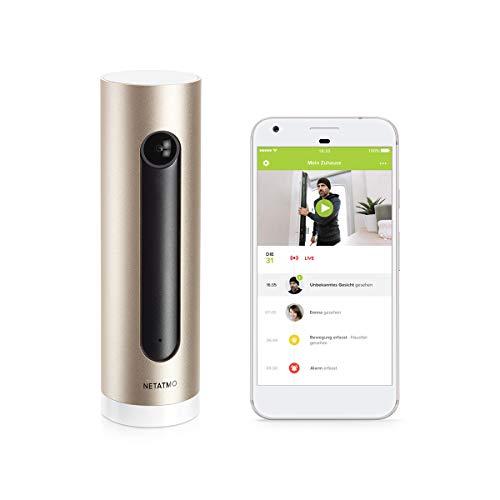 Caméra de surveillance Netatmo Welcome NSC01-EU