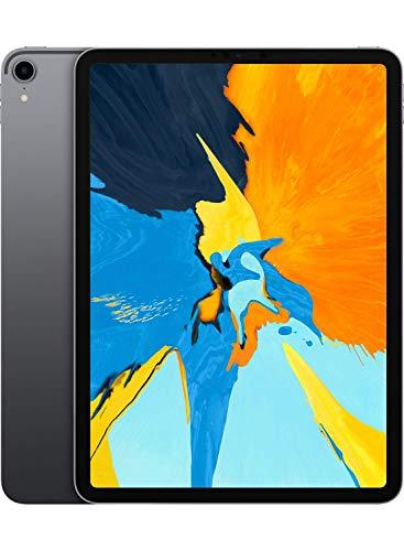 "Tablette tactile 11"" Apple iPad Pro 11 (2018) - 2388x1668 Retina, A12X, 6 Go de RAM, 256 Go, gris sidéral"