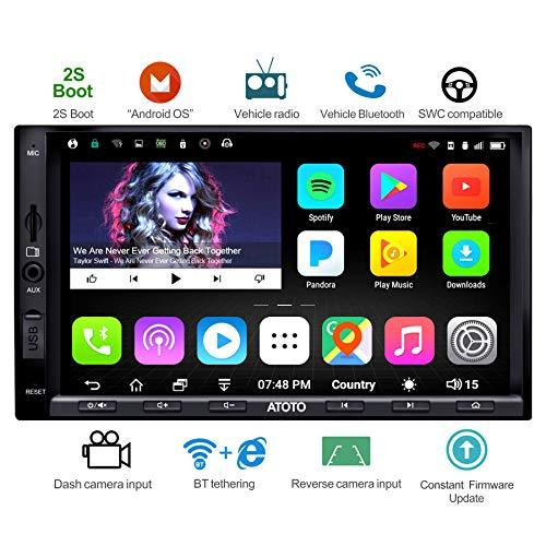 Autoradio Atoto A6 - Android, Bluetooth (vendeur tiers)