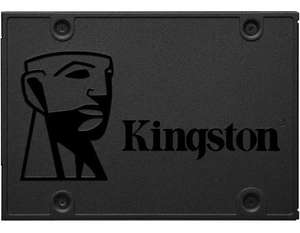 """SSD interne 2.5"""" Kingston A400 - 960 Go (79.90€ avec le code WELCOME19)"""