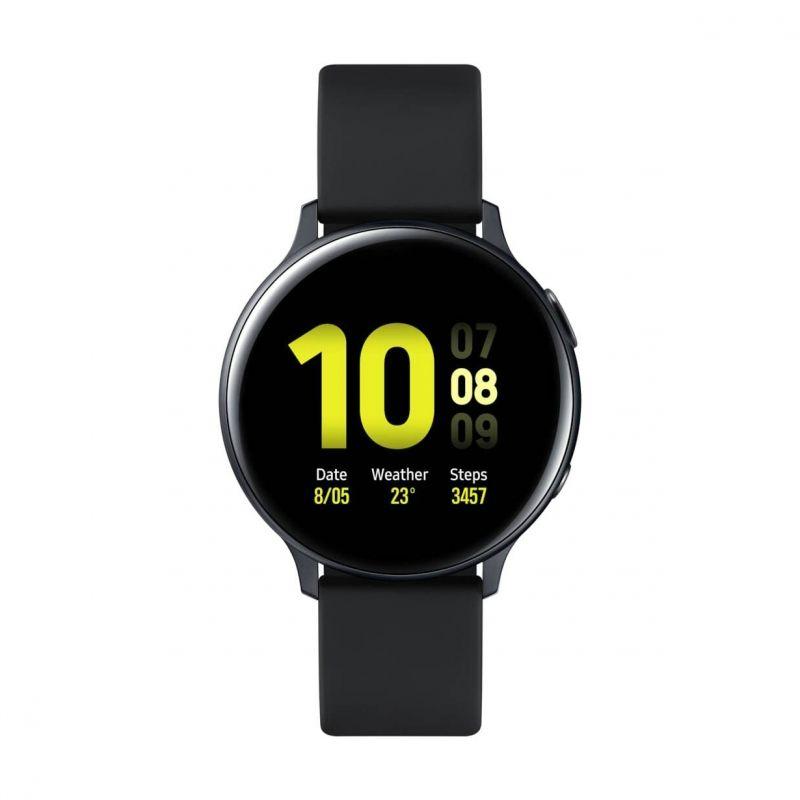 Montre Connectée Samsung Galaxy Watch Active 2 - 40mm, Aluminum - Aqua Noir