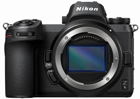 Appareil photo hybride Nikon Z6 - Boitier Nu (foto-erhardt.de)