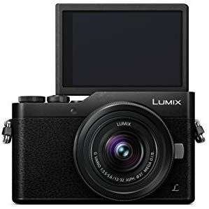Appareil photo hybride Panasonic GX800 + Objectif 12-32mm f3.5/5.6