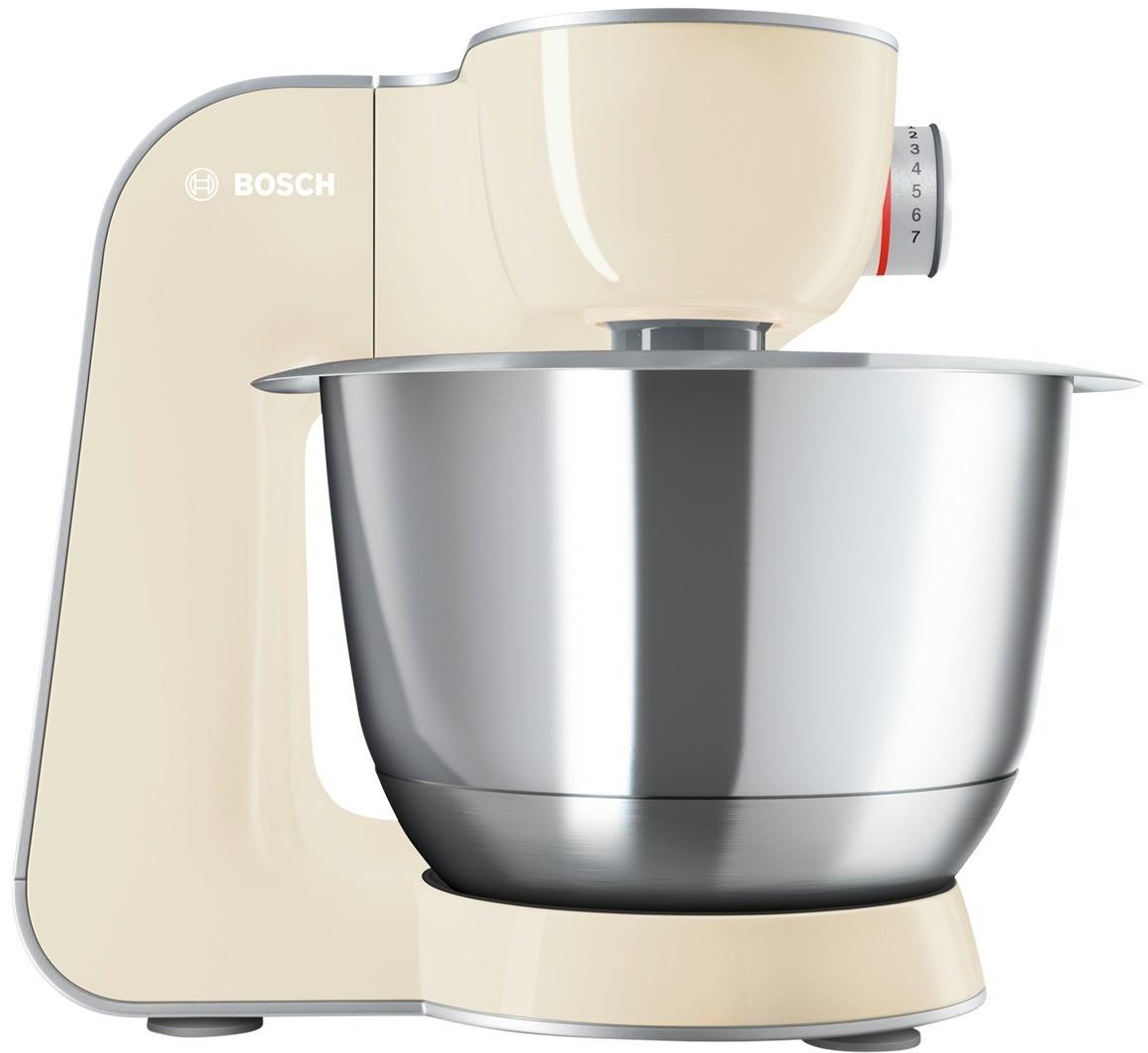 Robot de cuisine multifonction Bosch CreationLine MUM58L20 - 1000 W, beige (via ODR de 19.5€)