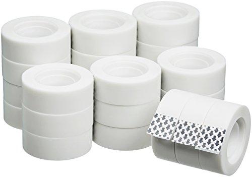 Lot de 24 rouleaux de ruban adhésif AmazonBasics Tape