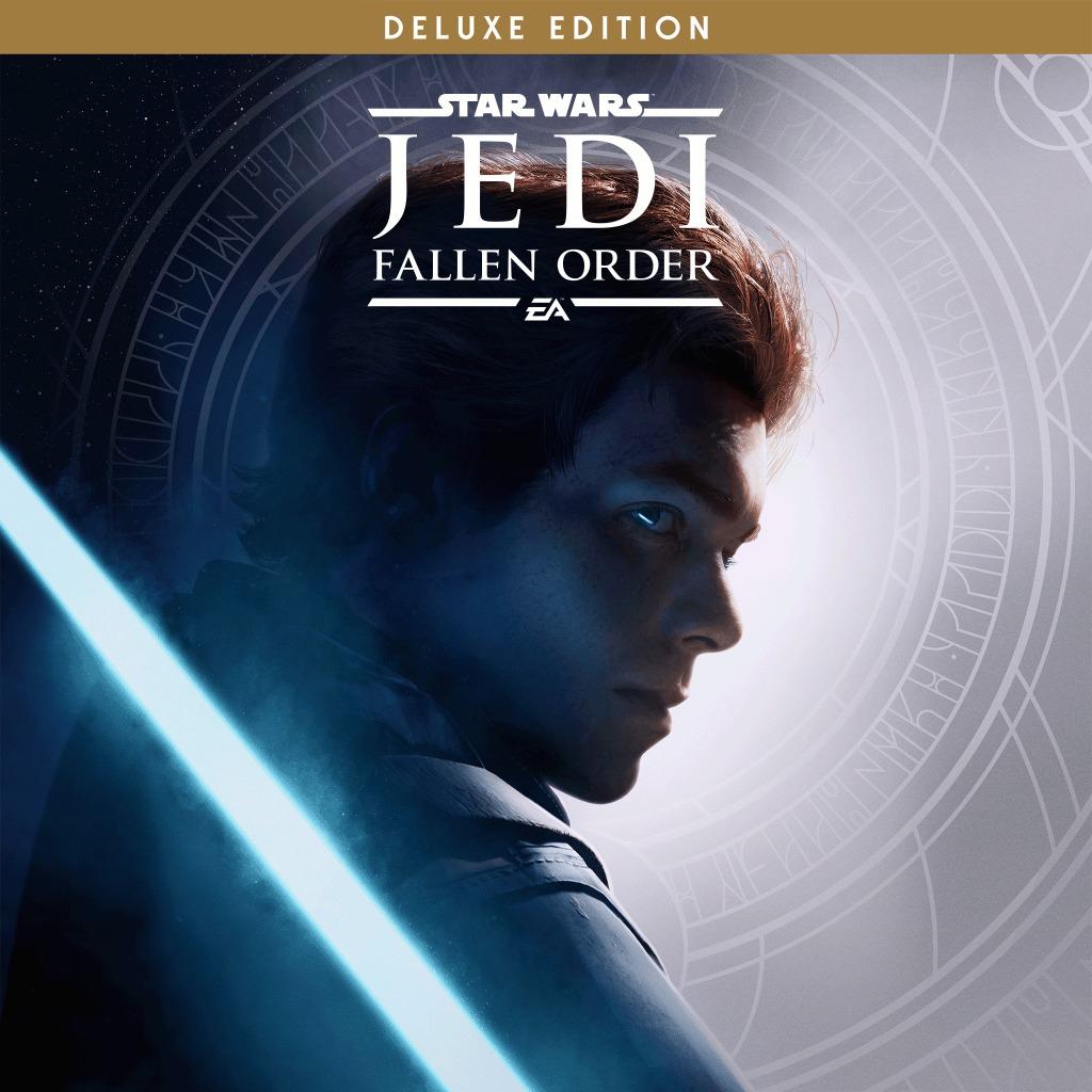 Star Wars Jedi: Fallen Order - Édition Deluxe sur Xbox One (dématérialisé)