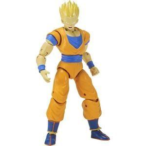 2 figurines Dragon Ball achetées, la 3e offerte - Ex : Gohan Super Saiyan + Son Gokû + Vegeta