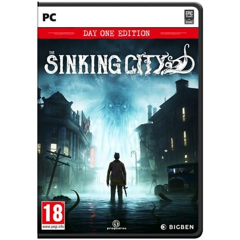 Sélection de jeux 100% remboursés sur la carte - Ex: The Sinking City Édition Day-One sur PC Offert (via 64.99€ sur la carte)