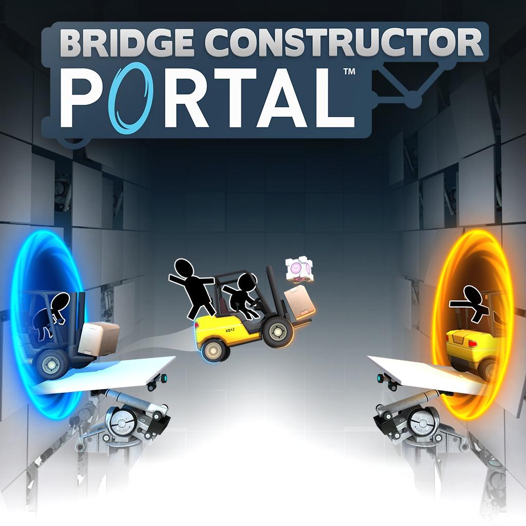 Bridge Constructor Portal sur Switch (dématérialisé)