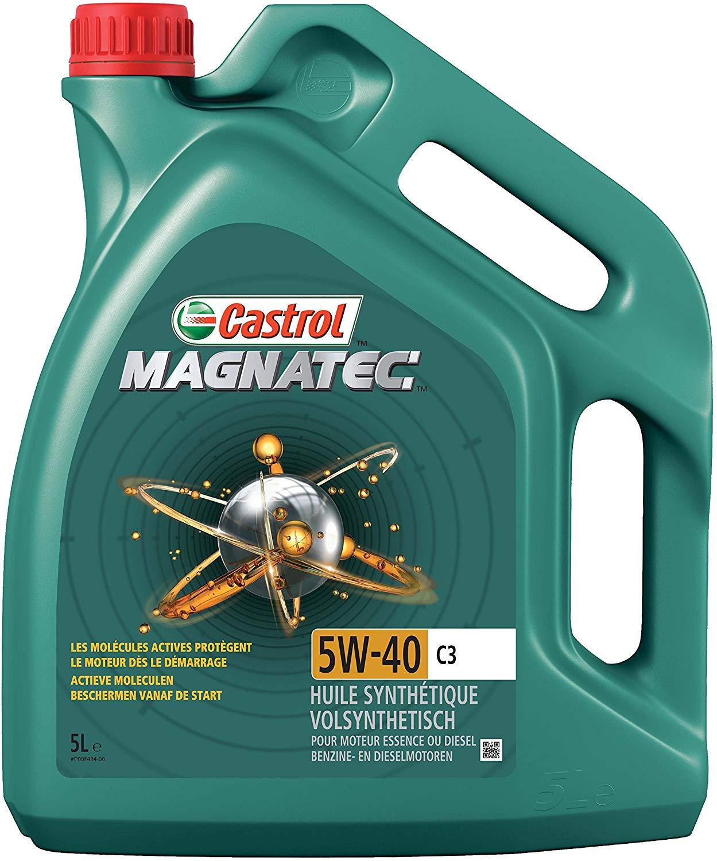 [CDAV] Huile moteur Castrol Magnatec 5W-40 C3 - 5L