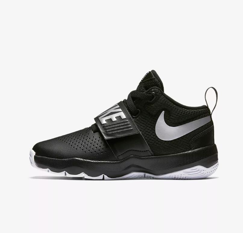 Chaussures de basketball enfant Nike Team Hustle 8
