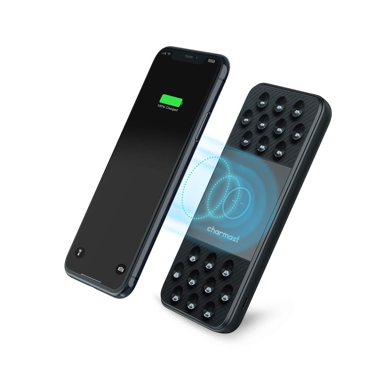 Batterie Externe Charmast avec charge à induction pour smartphone - 10000 mAh (vendeur tiers)