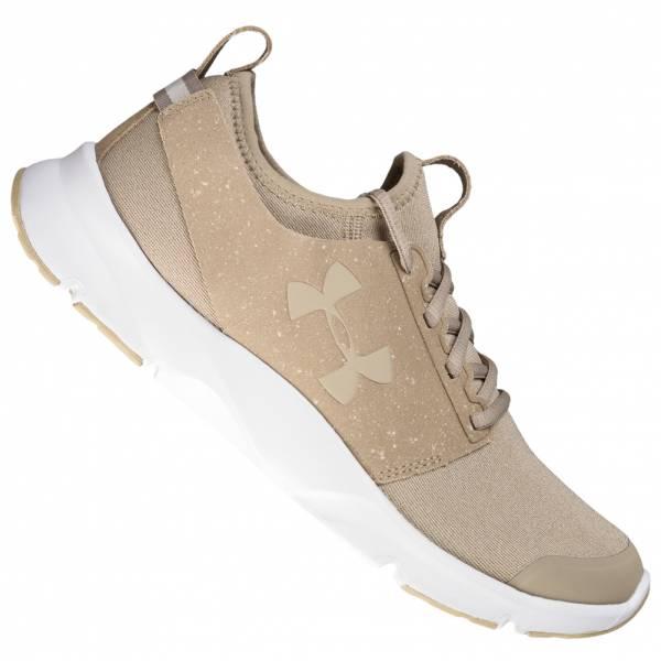 Chaussures de course UA Drift Mineral Under Armour pour homme - grise ou beige - Tailles au choix