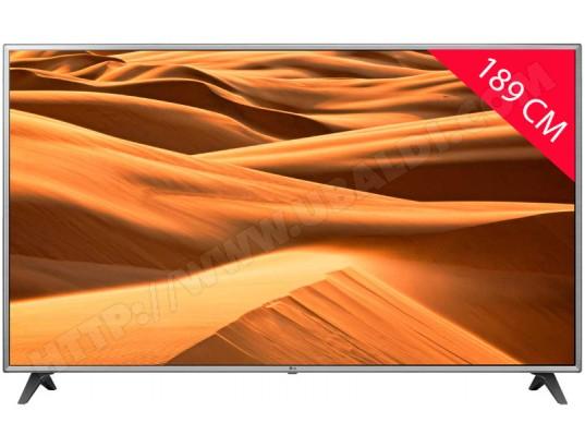 """TV 75"""" LG 75UM7000 - LED, 4K"""