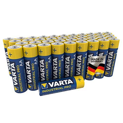 Lot de 40 piles Varta 4006440P - AA/LR06