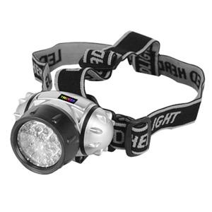 lampe torche frontale 28 LED - Résistante a l'eau