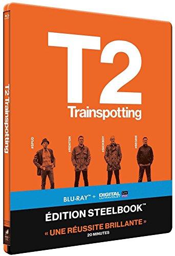 Blu-Ray T2 Trainspotting Édition boîtier SteelBook