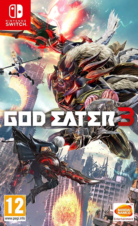 God Eater 3 sur Nintendo Switch