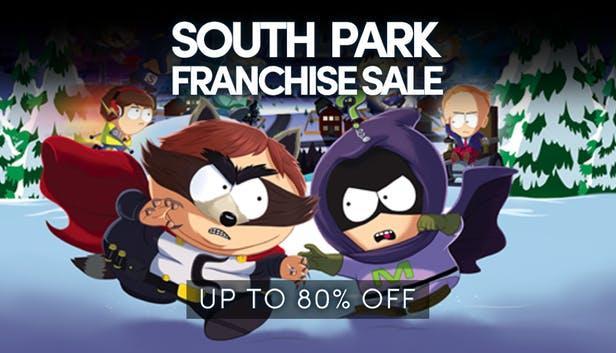 South Park : L'Annale du destin - Edition Gold sur PC (Dématérialisé - Uplay)