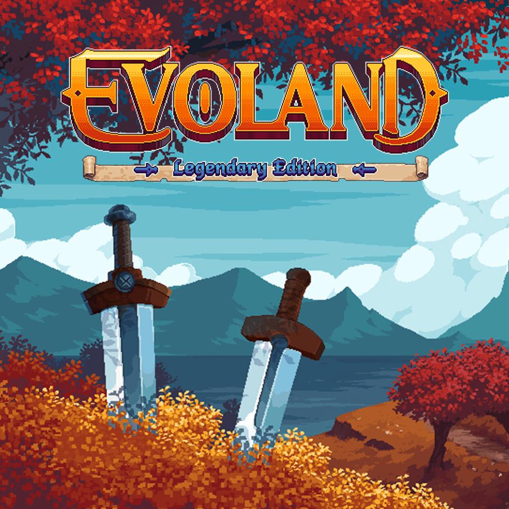Evoland Legendary Edition: Evoland 1 & 2 sur Nintendo Switch (Dématérialisé)