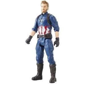 Figurine Titan Avengers Infinity War - Captain America, 30cm