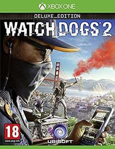 Watch Dogs 2 - Edition Deluxe sur Xbox One