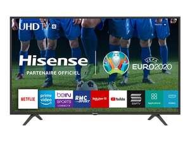"""TV LED 65"""" Hisense H65B7120 - 4K UHD, HDR10+, Dolby Digital +, Smart TV (+ 28.50€ en SuperPoints)"""
