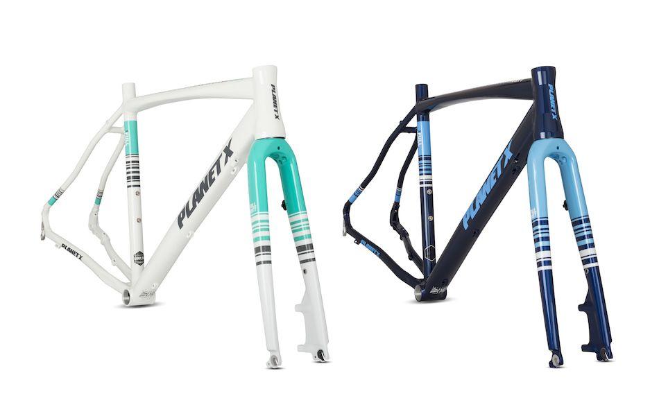 Cadre Vélo Planet X The Full Monty Alloy Gravel (Taille M et L) - planetx.co.uk