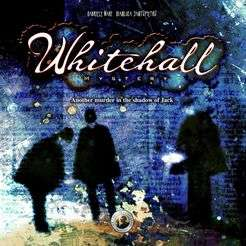 Jeux de société Asmodee - Le Mystère de Whitehall