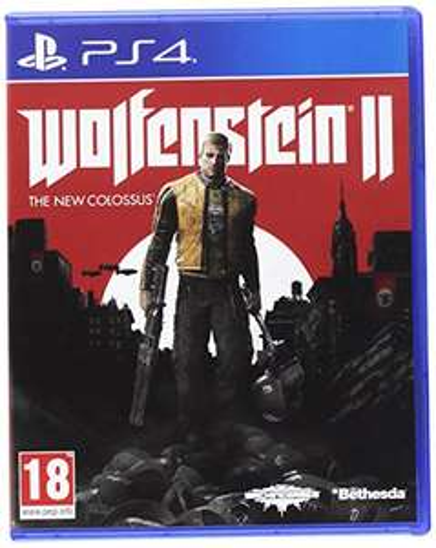 Wolfenstein II: The New Colossus sur PS4