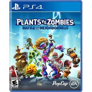 Plant vs Zombie : La bataille de Neighborville sur PS4