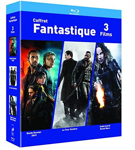 Coffret Blu-ray Fantastique - Blade Runner 2049 + La Tour Sombre + Underworld: Blood Wars