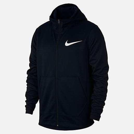 Veste à capuche Nike Spotlight pour homme - Différentes tailles