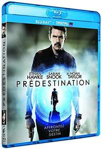 Blu-Ray Predestination