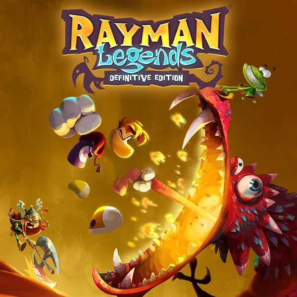 Rayman Legends: Édition Definitive sur Switch (dématérialisé)