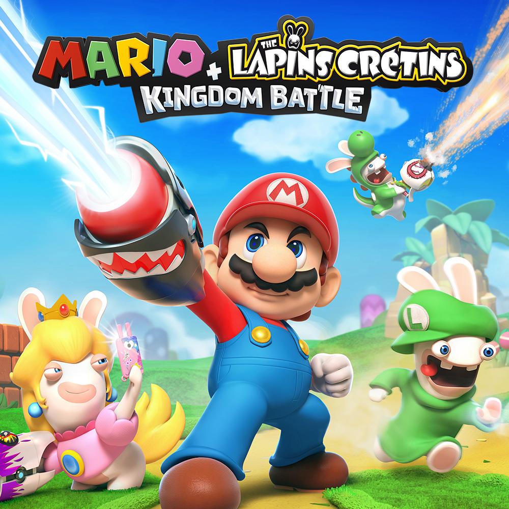 Mario + The Lapins Crétins: Kingdom Battle à 11,54 €, Edition Gold à 20,90 € sur Switch (dématérialisé, store Russe)