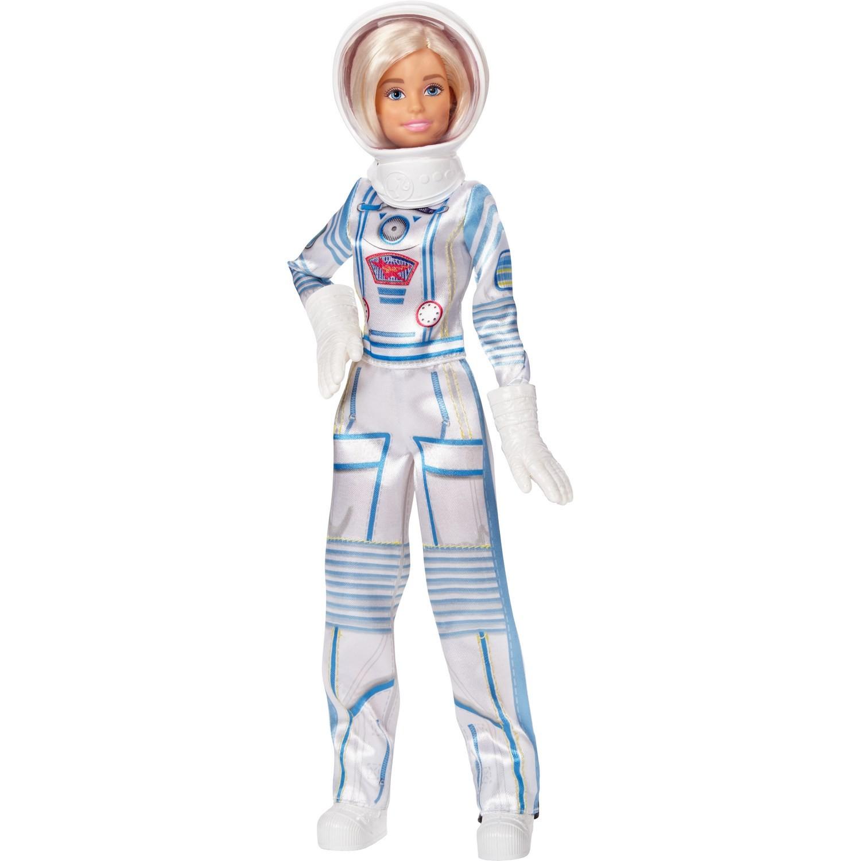Poupée mannequin Barbie astronaute (Via 3.23€ sur la carte fidélité)