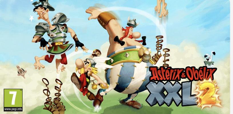 Sélection de jeux vidéo sur Nintendo Switch en promotion (dématérialisés) - Ex: Asterix & Obelix XXL 2