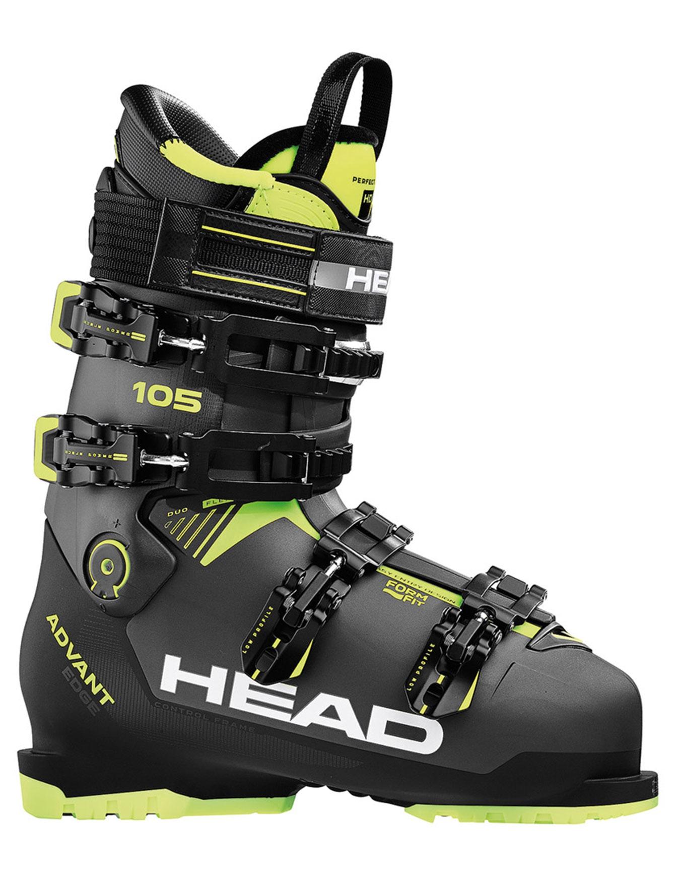 Chaussures Ski Homme Head Advant Edge 105 Anthracite