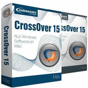 Logiciel CrossOver 15 (Linux et Mac)